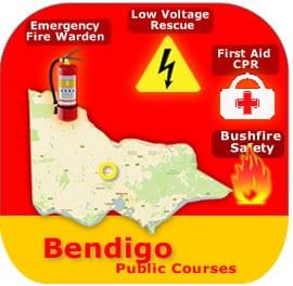 Bendigo Public Courses 20 Feb