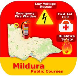 Mildura Public Courses - 6 Feb