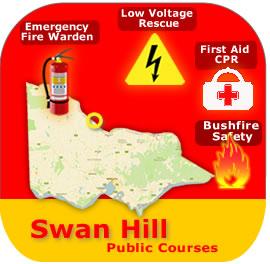 Swan Hill Public Courses 27 Feb