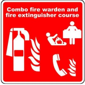 3. Fire Safety – Fire Warden & Fire Extinguisher Training