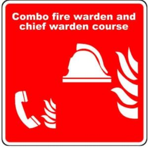 2. Fire Safety – Fire Warden & Chief Fire Warden Training