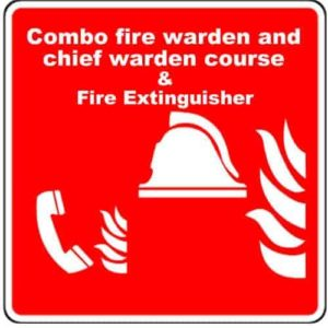 9. Fire Safety – Fire Warden & Fire Extinguisher & Chief Warden
