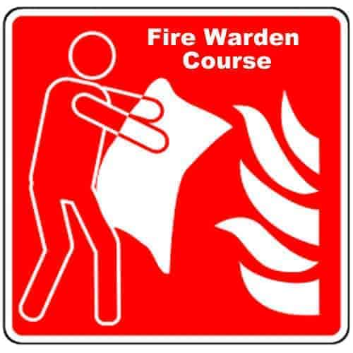 Emergency Fire Warden Course