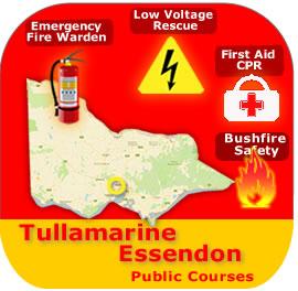 Tullamarine/Essendon Public Courses 31 Jan